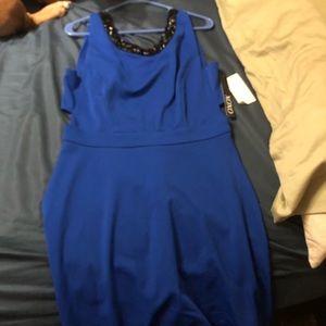 Brand new cocktail dress never been worn